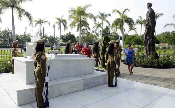 Homenaje del pueblo de Cuba a Mariana Grajales
