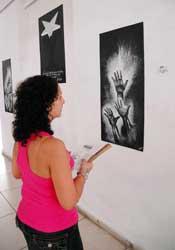 Camagüey: Exposición colectiva en homenaje a José Martí