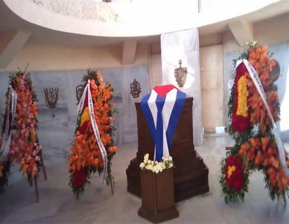 Rinden tributo a José Martí en Santiago de Cuba (+ Fotos)