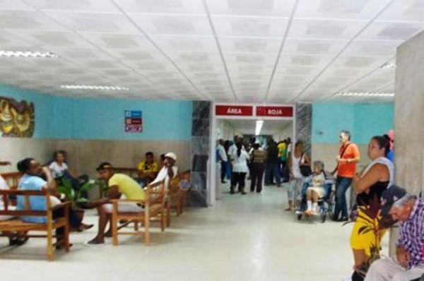 Sector sanitario cubano se recupera tras huracán