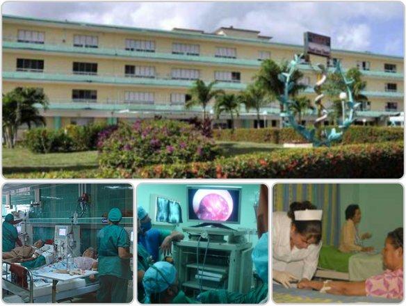 Reconocen a Hospital Provincial de Camagüey como centro de referencia nacional