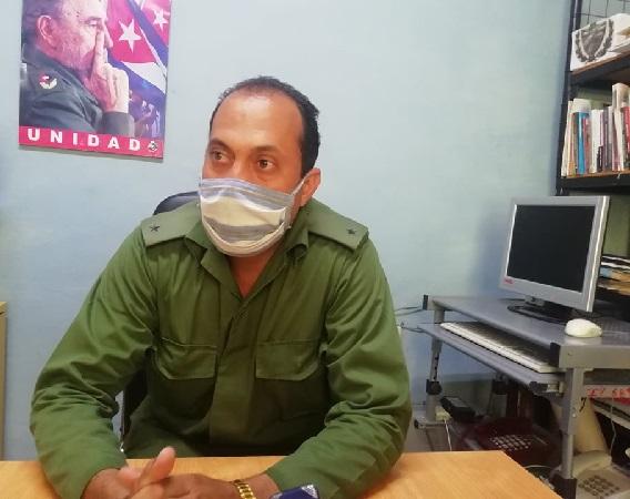 Soins de qualité à Camagüey pour les patients atteints de Covid-19