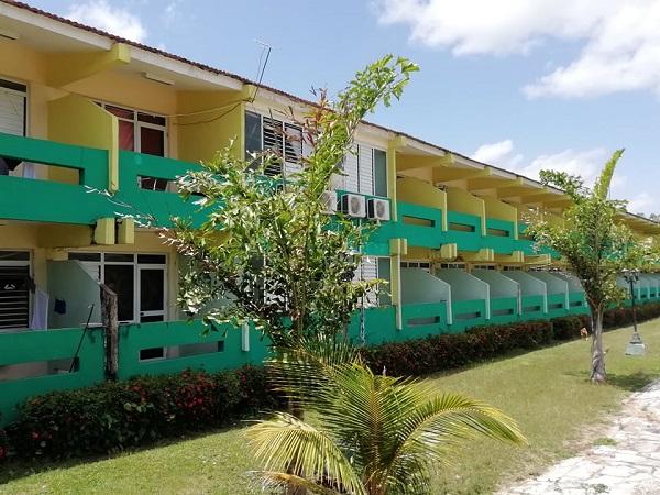 El Hotel Florida, de Camagüey, y su contribución contra la COVID-19 (+ Fotos y Audio)