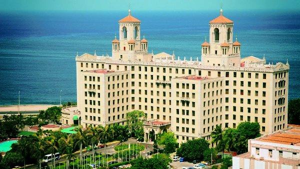 Gana el Hotel Nacional el World Travel Awards como líder de Cuba