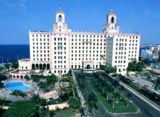 Premian al Hotel Nacional como el mejor de Cuba