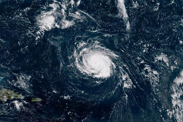 Se forma la tormenta tropical Nadine