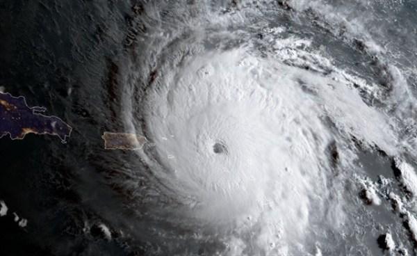 El calentamiento global fortalecerá cada vez más los huracanes