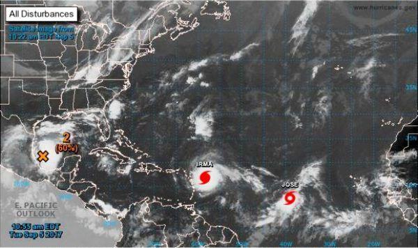 Fase Informativa en provincias cubanas ante cercanía de Irma