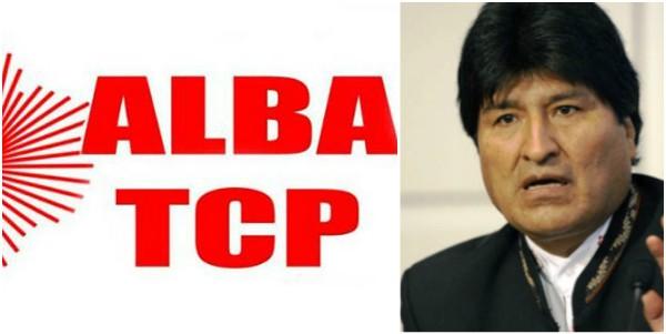 Rechaza ALBA -TCP orden de detención contra Evo Morales