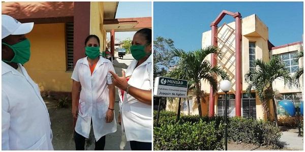 Personal médico de Camagüey intensifica acciones de control contra la COVID-19
