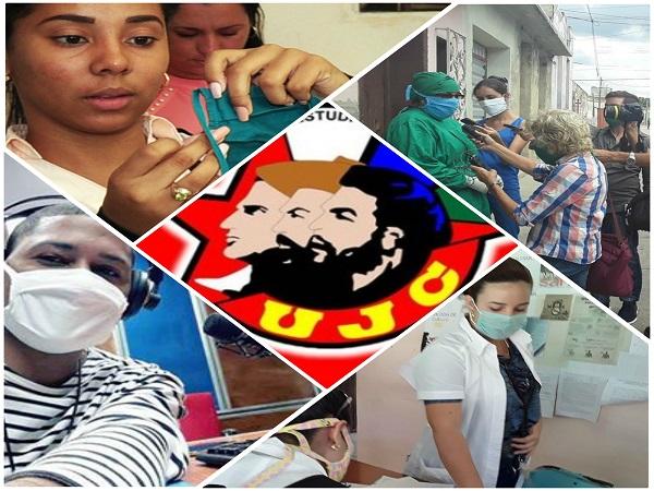 Razones de alegría llenan este 4 de abril a la juventud cubana
