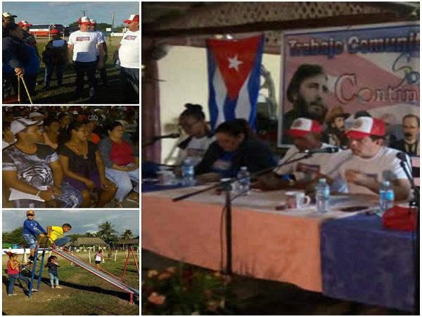 Intercambio entre pueblo y autoridades de Camagüey desde una comunidad en Nuevitas (+ Posts)