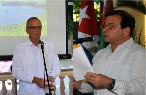 Agradece Cuba solidaridad de Belarús en enfrentamiento al bloqueo estadounidense