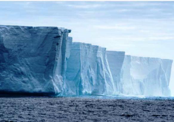 Desprendido de la Antártida el mayor iceberg de la historia
