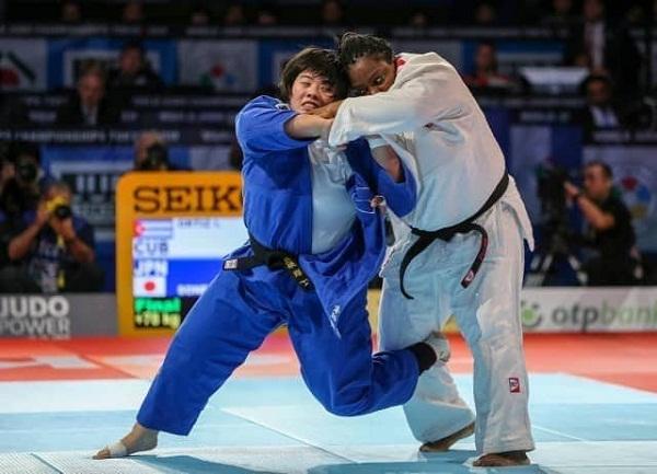 Judocas cubanos invitados al Máster de Qingdao