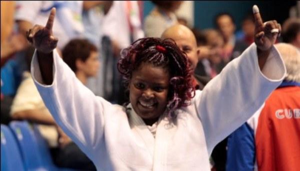 Cubana Ortiz suma otro título en Grand Prix de Judo