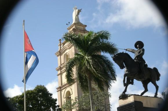 La definitiva carga de Agramonte por Cuba