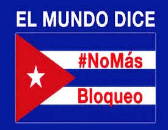 Rechazan intelectuales y activistas del mundo bloqueo de EE.UU. contra Cuba