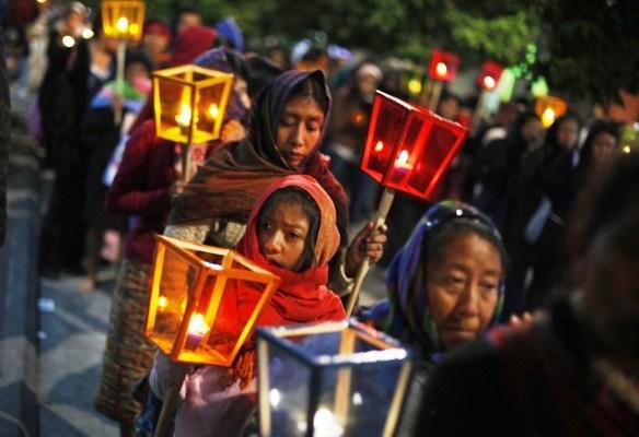 Pueblos indígenas levantan sus voces contra crímenes de lesa humanidad en Guatemala