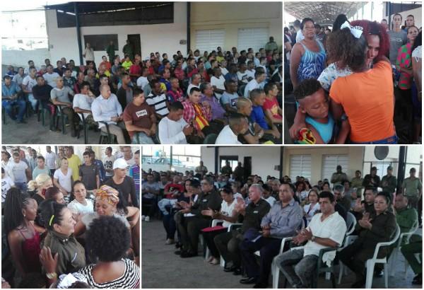 Indulto del Consejo de Estado beneficia en Camagüey a 124 ciudadanos