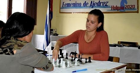 Joven ajedrecista camagüeyana asciende al segundo escaño del ranking cubano