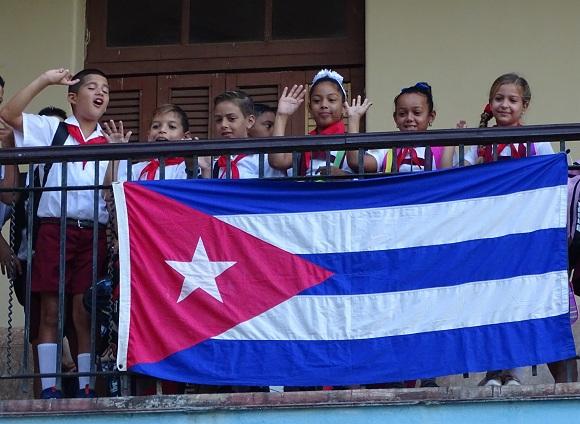 Pioneros camagüeyanos asumen con responsabilidad dirección de colectivos estudiantiles (+ Audio)