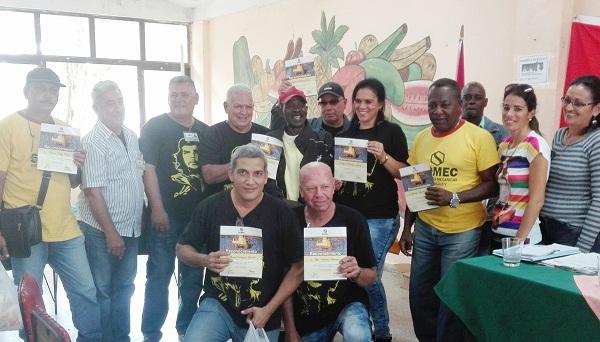 Innovador camagüeyano aporta a un colectivo Vanguardia Nacional