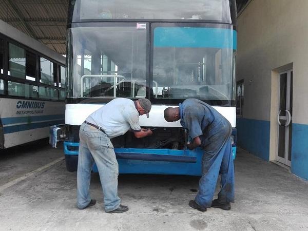 Contribuyen innovadores camagüeyanos a la vitalidad del transporte urbano