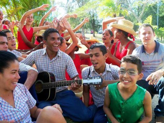 Alegría y aprendizaje para vivir la Cultura cubana