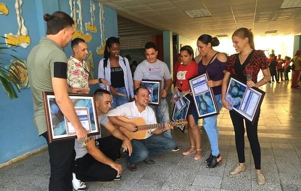 Celebran en Camagüey aniversario 15 de Brigada de Instructores de Arte José Martí