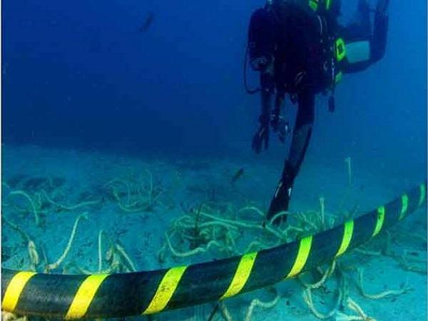 Elevación del nivel del mar amenaza a Internet, aseguran investigadores