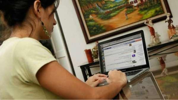 Camagüey: tercera provincia cubana con mayor comercialización del Nauta Hogar