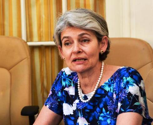 Reconoce Irina Bokova valores de la música cubana