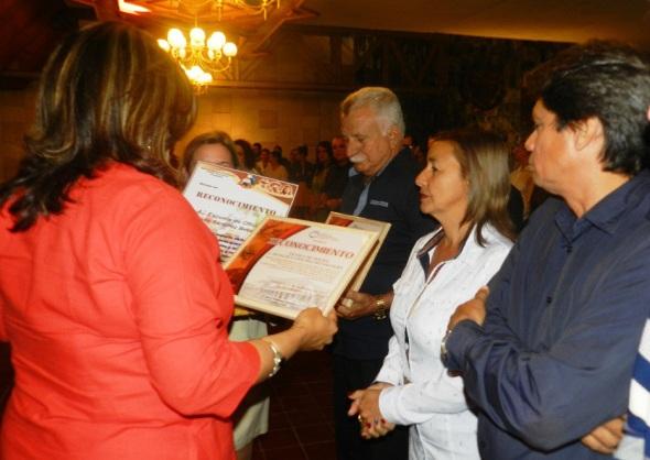 Oficina del Historiador de Camagüey reconoce a quienes hacen posible su obra