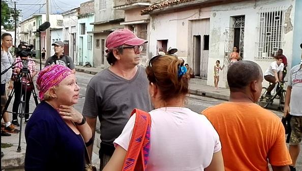 Rumbatá y la calle Cielo inspiran nuevo documental de Isabel Santos (+ Audio)