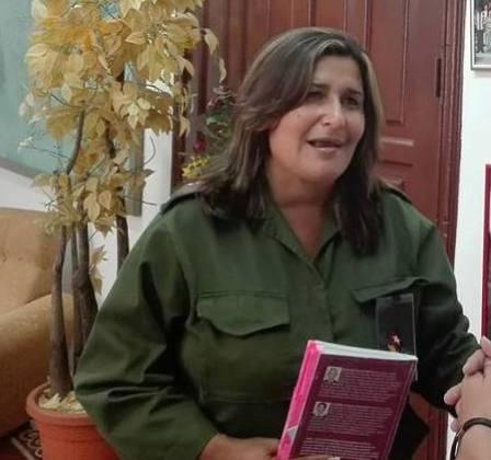 Reconoce Presidenta del Gobierno fidelidad de los camagüeyanos a la Revolución (+ Video)