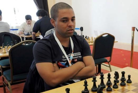 Ajedrecista cubano Ortiz en escaño 21 del World Open de Filadelfia