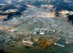 Suman más de 10 mil 600 muertos por sismo en Japón