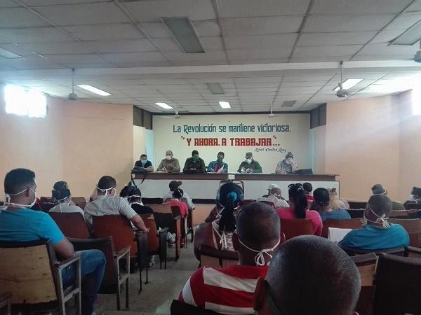 Desde Jimaguayú convocan a la disciplina de los camagüeyanos ante la COVID-19