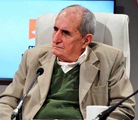 Unión de Historiadores de Cuba lamenta deceso del intelectual Jorge Ibarra