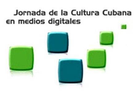 Destacan en Cuba jornada de la Cultura en medios digitales