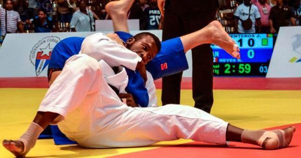 Cubano Armenteros avanza a próxima fase del Judo olímpico