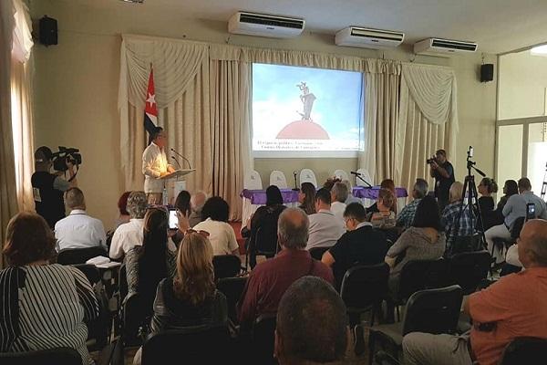 Concluyó en Camagüey Simposio nacional sobre el espacio público en ciudades patrimoniales