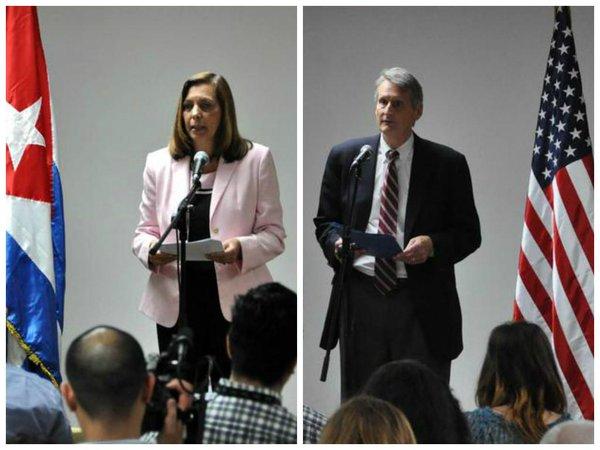 Comisión Bilateral Cuba-EE.UU. sesionará el 10 de noviembre