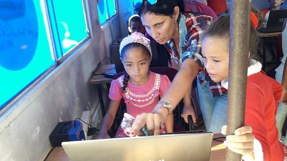 Nuevas inversiones y proyectos amplían servicios de Joven Clubes de Computación en Camagüey