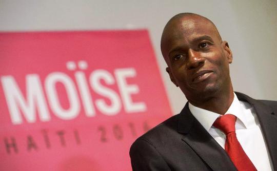 Felicita ONU a Jovenel Moise, presidente electo de Haití