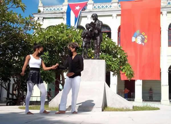 Jóvenes camagüeyanos reiteran apoyo a la Revolución cubana (+ Fotos y Post)