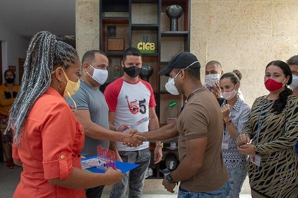 Reconocen protagonismo de la juventud en la ciencia y economía camagüeyanas (+Fotos)