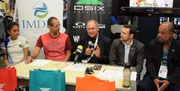 Cubano Juantorena invitado de honor a torneo en El Salvador