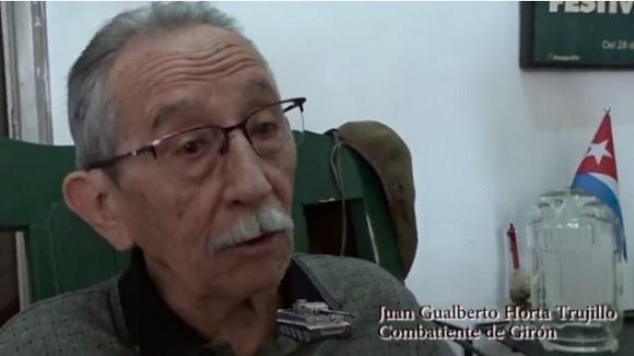 Juan Horta, un camagüeyano que hizo la victoria (+Audio y Video)